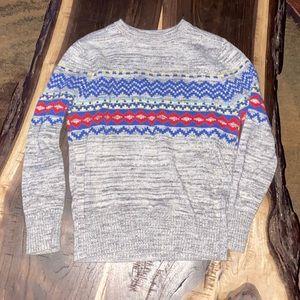 EUC Sz 6-7y Cat & Jack warm sweater
